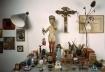 Coleção de objetos de Lina Bo Bardi<br />Foto Nelson Kon