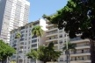 Parque do Flamengo, Rio de Janeiro. Gabarito diferenciado dos edifícios<br />Foto Andréa Redondo