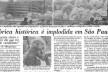 ALBUQUERQUE, Lina de. Fábrica histórica é implodida em São Paulo. Rio de Janeiro, Jornal do Brasil, 25 jul. 1988 [website Lina de Albuquerque]