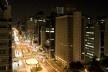 Vista do Edifício Anchieta para a Avenida Paulista<br />Foto Ana Mello