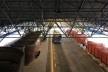 Estação final do sistema de trólebus, São Bernardo do Campo<br />Foto Abilio Guerra