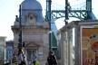 Monumentalidade, portada da Ponte Szabadsag<br />Foto Fabio Jose Martins de Lima