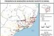 Frequência de inundações na região Sudeste do Brasil<br />Elaboração dos autores