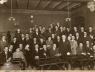 Curso de Gastón Jezé con Estrada y sus compañeros del ISU, 1934 [Colección familia Estrada]