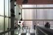Instituto Moreira Salles, móbile Viúva Negra de Alexander Calder, São Paulo, 2017. Arquitetos Vinicius Andrade e Marcelo Morettin<br />Foto Abilio Guerra