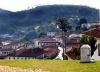 Cidade do Serro MG. Fonte: EAUFMG-PDP, 2006<br />Foto Stael Alvarenga, 2006