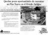 Informe publicitário, Oviedo, 1999
