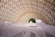 Pavilhão do Japan, Expo 2000 Hannover, Alemanha, 2000. Arquiteto Shigeru Ban<br />Foto Hiroyuki Hirai