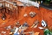 Deslizamento de terra na Asa Sul de Brasília, 2019<br />Foto Marcello Casal Jr  [Agência Brasil]