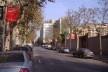 El Edificio Mediterráneo desde la calle Consejo de Ciento<br />Foto Nicolás Sica Palermo