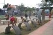 Vista Playground<br />Imagem dos autores do projeto