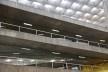 Faculdade de Arquitetura e Urbanismo da Universidade de São Paulo – FAU USP, rampas internas<br />Foto Marcos Santos  [USP Imagens]