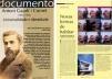 Revista AU: à esquerda, Documento: Antoni Gaudí, 2002; à direita, Novas formas de habitar, 2002