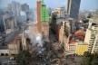 Escombros do Edifício Wilton Paes de Almeida, São Paulo, 02 maio 2018<br />Foto Rovena Rosa  [FotosPublicas]