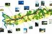 Área banhada pelo rio Emscher, na região do Ruhrgebiet, designada para as experiências do Projeto IBA [folheto de divulgação]