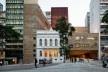 Plaza de Artes, San Pablo. Brasil Arquitetura y arquitecto Marcos Cartum<br />Foto Nelson Kon