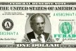 """""""One Dolar Furado"""", fotomontagem de Abilio Guerra<br />Imagem divulgação"""