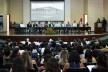 Abertura do II SAMA no Auditório da Universidade Federal do Tocantins<br />Foto divulgação, 13/03/2017  [Grupo de Pesquisa em Arquitetura Contemporânea – GPAC]