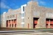 "Base de Lançamentos, Alcântara, 1985-92. Luis Espallargas Gimenez e equipe<br />Foto Nelson Kon  [ANELLI, Renato. ""Architettura contemporanea: Brasile"", p. 87]"