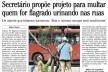 Jornal O Globo, trecho de página, 10 de março de 2011