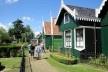 Um dos caminhos com casinhas para trabalhadores, Zonnewijzerspad<br />Foto divulgação  [SteenhuisMeurs BV]