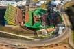 Centro Olímpico de BMX, Parque Olímpico de Deodoro, Rio de Janeiro, RJ, Escritório Vigliecca & Associados<br />Foto Renato Sette Camara