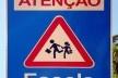 Placa em Lisboa, Portugal<br />Foto Laura Gorski