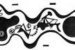 Praça de Cataguases. Projeto de Roberto Burle Marx, 1942 [MOTTA, Flávio L.. Roberto Burle Marx e a nova visão da paisagem. São Paulo, Nobel, p. 56]