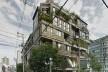 Next 21, conjunto arquitetônico, Osaka, coordenação geral de Ositika Utida<br />Foto divulgação  [Google Street View]