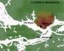 Figura 2 – Manaus, à margem esquerda do Rio Negro, próxima a confluência com o Rio Amazonas<br />Desenho Mirian Keiko Ito Rovo