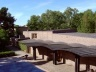 Sigürd Lewerentz, Igreja de São Marcos, Björkhagen, patio e nártex<br />Foto Fernando Diniz Moreira