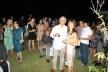 Convidados olhando projeção; à esquerda, Eliana de Azevedo Marques e Rosa Artigas; em primeiro plano, Ricardo Marques de Azevedo e Andrea Azevedo<br />Foto Thomas Bussius