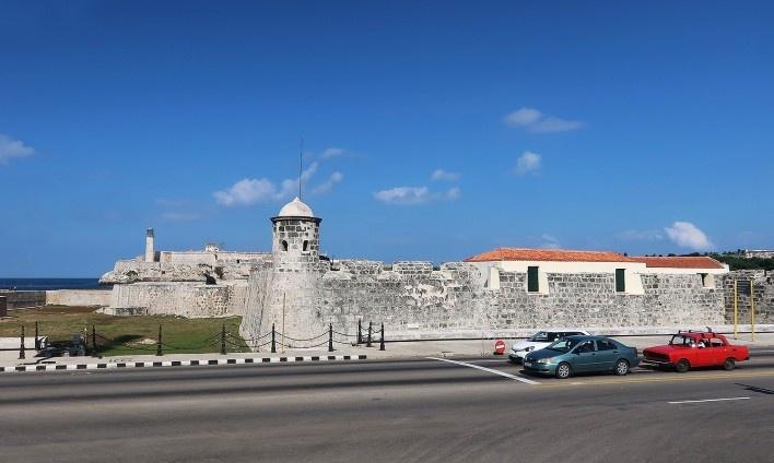 Forte de San Salvador de La Punta, Habana Vieja, Cuba<br />Foto Victor Hugo Mori