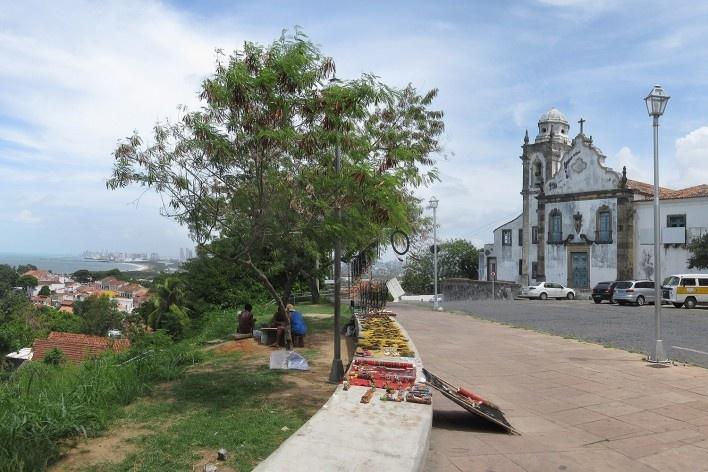 Igreja de Nossa Senhora da Misericórdia, Olinda<br />Foto Victor Hugo Mori