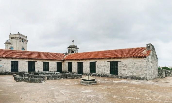 Forte de la Real Fuerza, Habana Vieja, Cuba, 1558-1577<br />Foto Victor Hugo Mori
