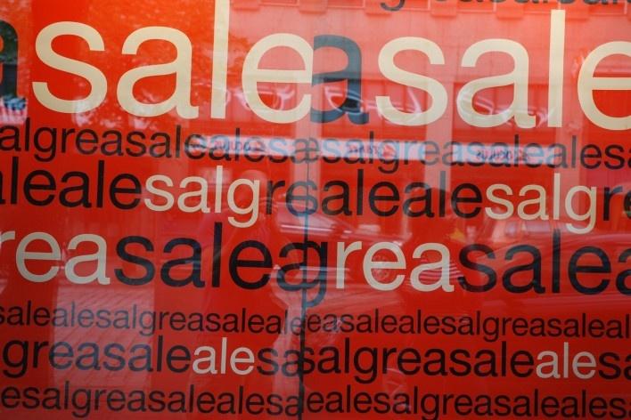 Aspecto de vitrine de loja no centro urbano<br />Foto Fabio Lima