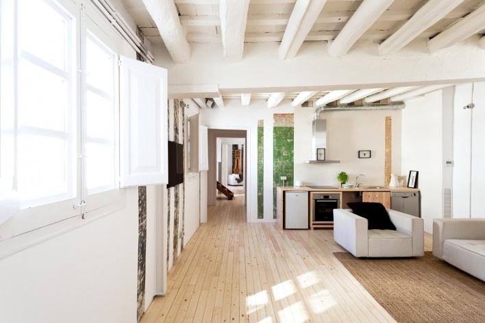 Rehabilitación de pisos en Barcelona<br />Foto Marcela Grassi  [divulgação]