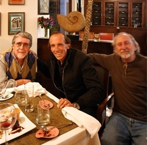 Toledo com seus amigos estrangeiros