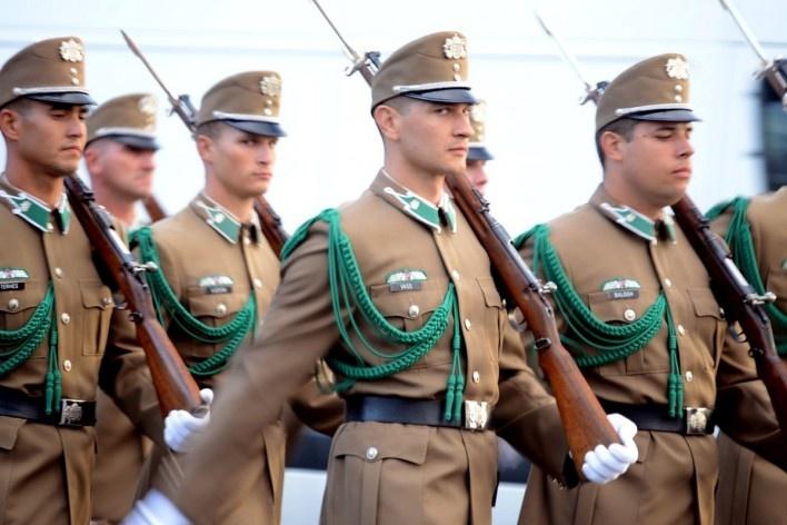 Parada militar no largo lindeiro ao Parque Varosliget<br />Foto Fabio Jose Martins de Lima