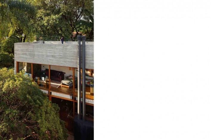 Casa 239, São Paulo SP, 2012. Una Arquitetos <br />Foto Nelson Kon