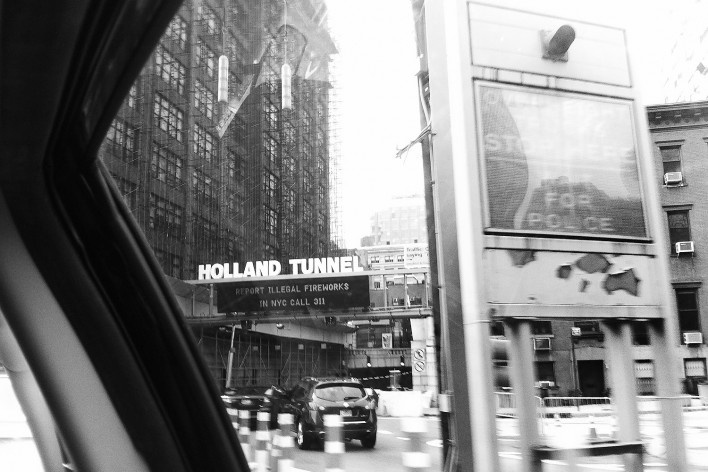Holland Tunnel: de Nova York para a Holanda<br />Foto Felipe SS Rodrigues