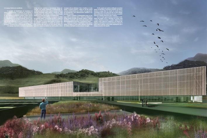 Prancha - Centro Cultural de Eventos e Exposições de Nova Friburgo [Moacir Zancopé Junior]