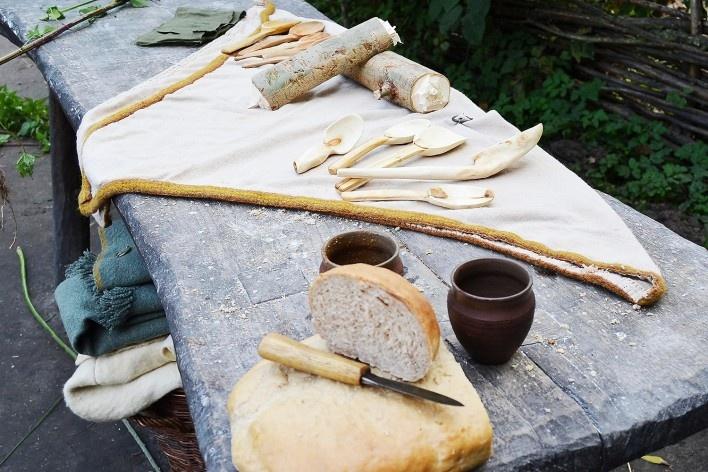 Peças artesanais produzidas durante a visitação<br />Foto Ana Carolina Brugnera / Lucas Bernalli Fernandes Rocha