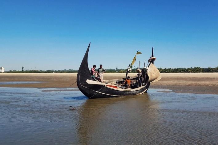 Rafikul Isalm em Dhaka, capital de Bangladesh<br />Foto divulgação