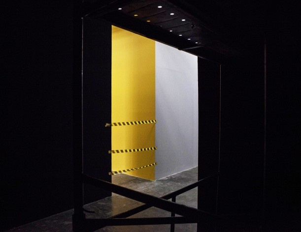 "Ensaio ""Bienal em montagem""<br />Foto Tommaso Protti"