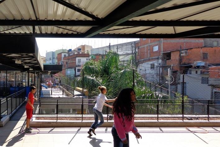 Escola Projeto Viver, São Paulo, Fernando Forte, Lourenço Gimenes e Rodrigo Marcondes Ferraz / FGMF<br />Foto Mauro Calliari