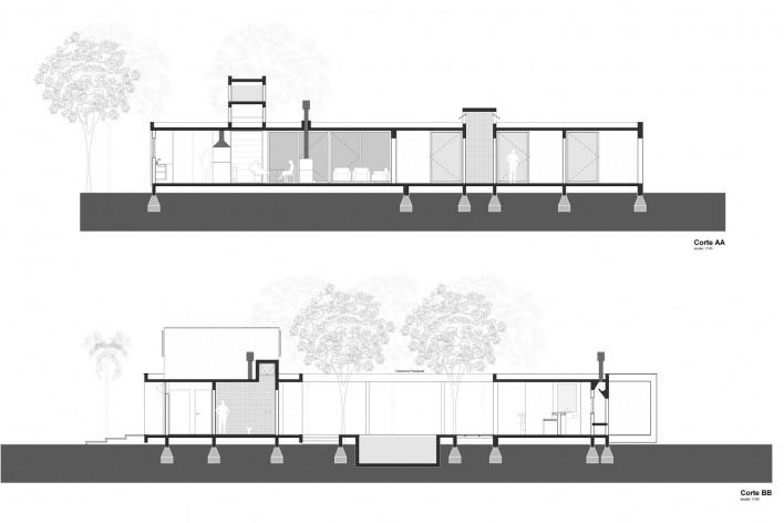 Cortes<br />Otra Arquitetura