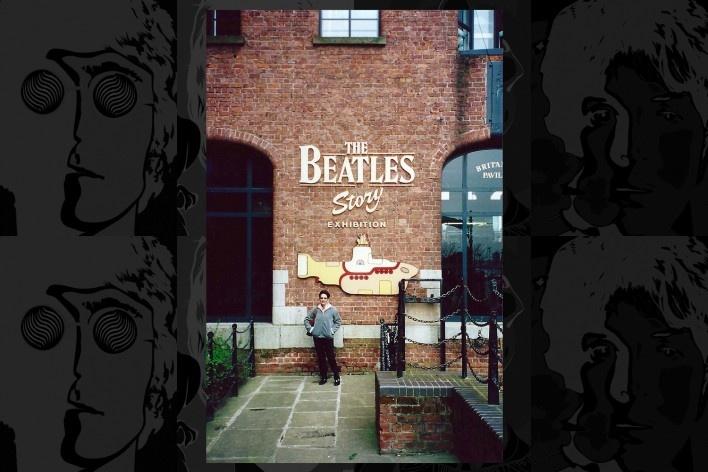 O museu The Beatle Story na Albert Dock em 2001<br />Foto Victor Hugo Mori