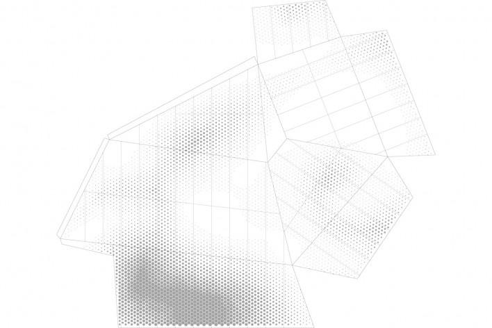 Pelle. The Cube, Park Associati. Bruxelles, 2011<br />image release