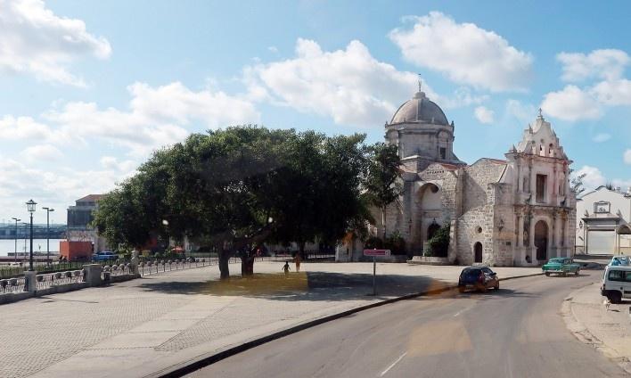 Igreja San Francisco de Paula, Habana Vieja, Cuba<br />Foto Victor Hugo Mori